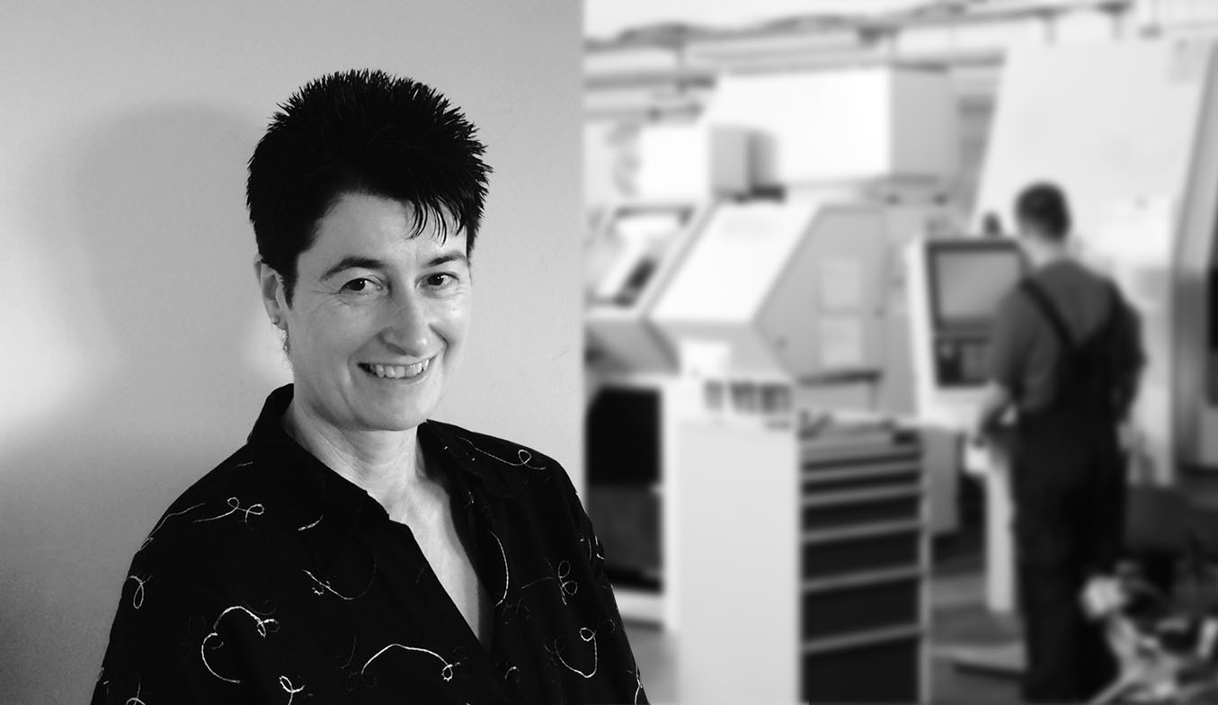Denise Clothier – Director of Sumac Manufacturing and Precision Engineering
