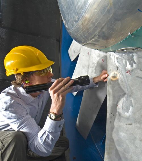 Sumac inspection blades