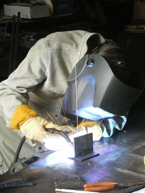 sumac welding safety