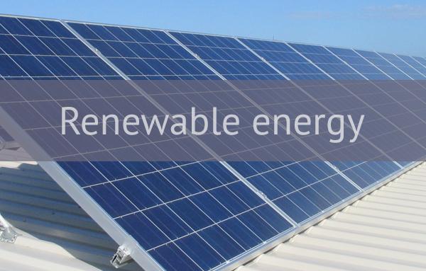 renewable energy label